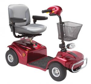 388 standard mobility scooter