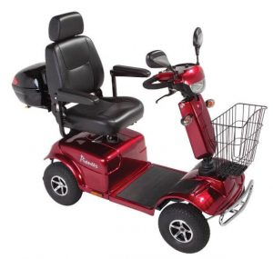 pioneer mobility scooter