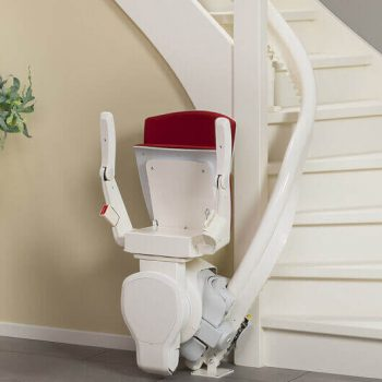 curved stairlifts birmingham