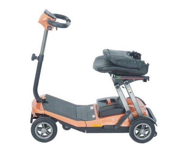 Rascal Smilie foldable mobility scooter